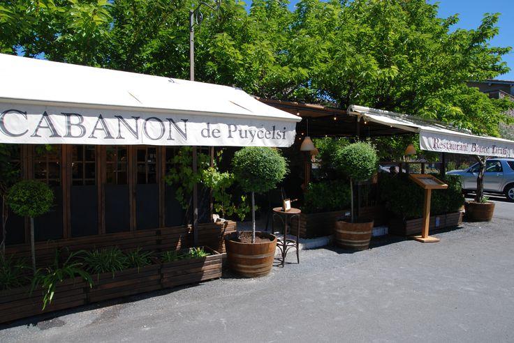 Au Cabanon à Puycelsi - Restaurant coup de cœur de Brin de Cocagne - chambre d'hôtes écologique de charme dans le Tarn près d'Albi - Brin de Cocagne