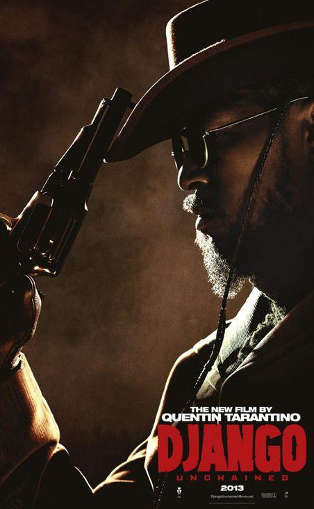 Jamie Foxx as Django Unchaine
