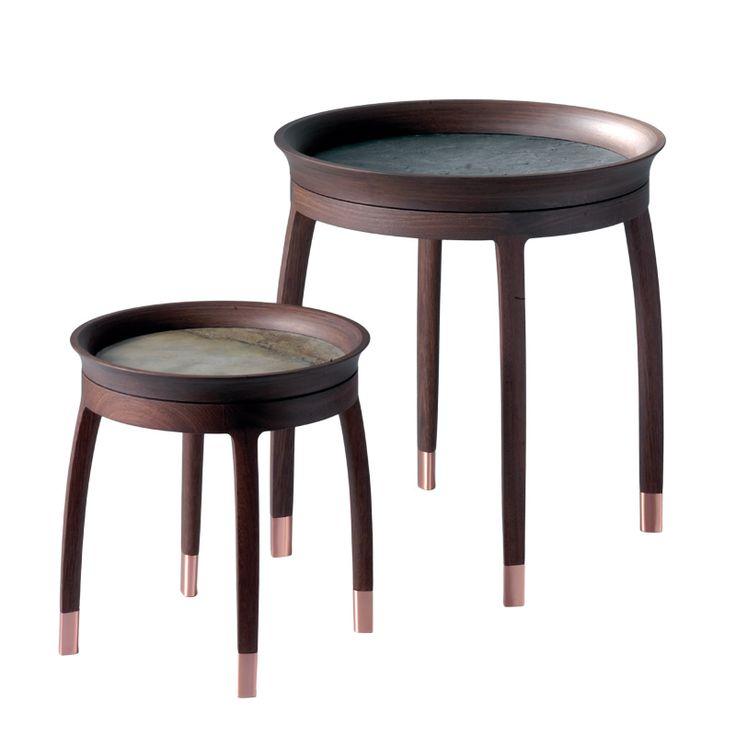 Nota - Side Table - Chi Wing Lo - Mayfair Design StudioMayfair Design Studio