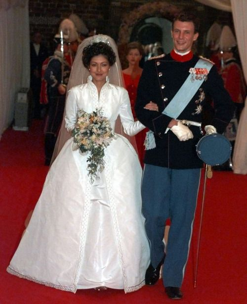 ♔R4R Photo Marathon: The First Wives Club  Alexandra, first wife of Prince Joachim of Denmark (1995-2005)