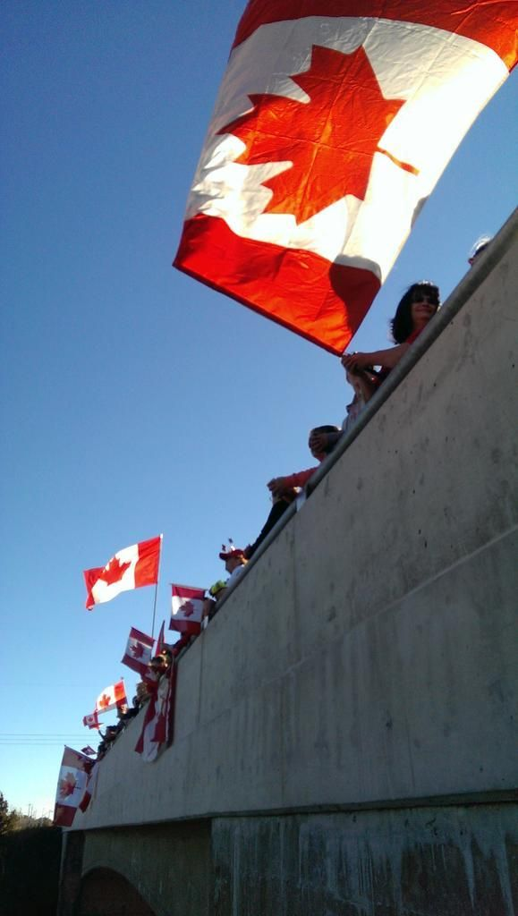 Procession takes Cpl. Nathan Cirillo along the Highway of Heroes from Ottawa to Hamilton