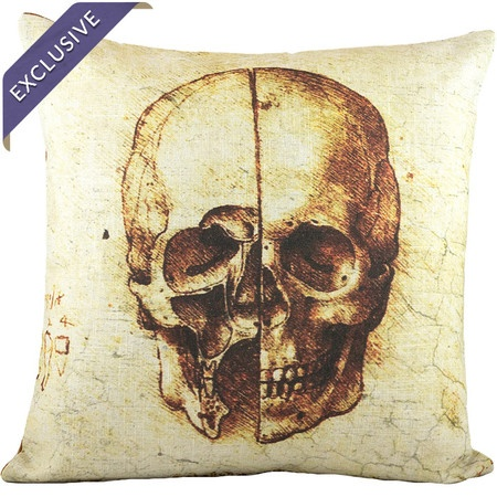 Inspired by the Italian Renaissance and Da Vinci�s masterful works of art, this eye-catching essential brings a touch of style to your home d�cor.