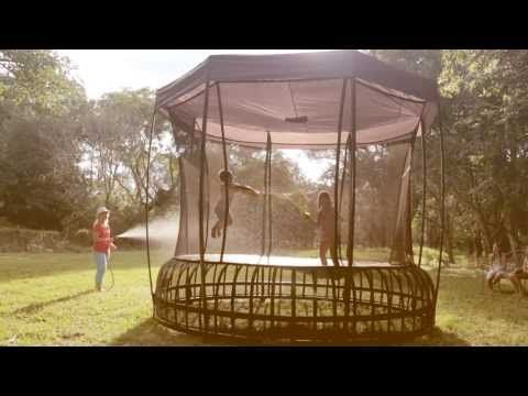 Trampoline Tent: The Ultimate Cubby House - Accessories - Thunder Trampoline - Vuly Trampolines Australia