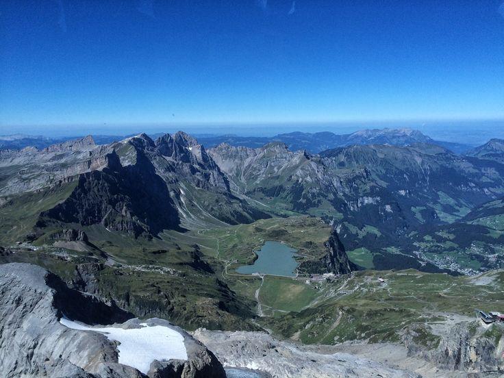 Mt. Titlis, Engelberg, Switzerland