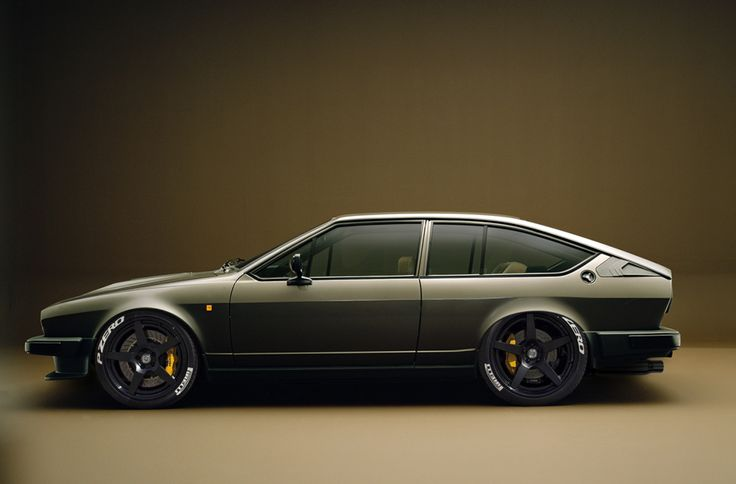 82 Alfa Romeo Alfetta gtv6 by rubrduk