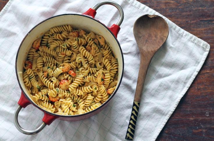 Crawfish Pasta | yummy in my tummy | Pinterest