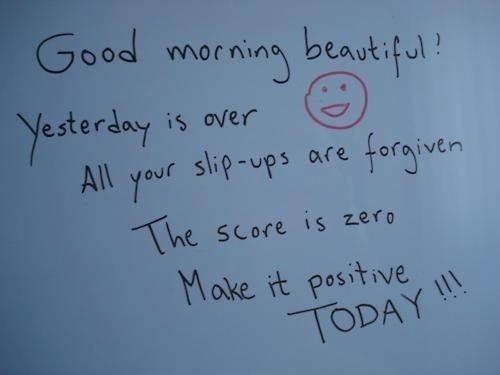 .Positive Messages