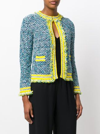 33bcb613c2 M Missoni tweed jacket