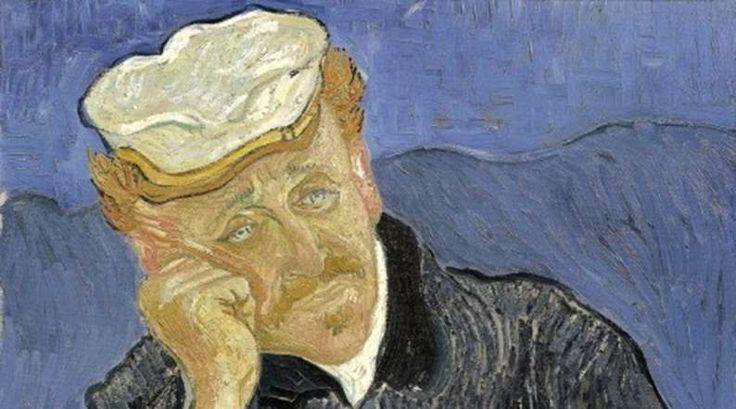 Este é o quadro de Vincent van Gogh que atingiu o valor mais alto em leilão. Foi em 1990 que a Christie's o vendeu por 73,8 milhões de euros (82,5 milhões de dólares), o que hoje em dia equivalaria a algo como 136 milhõoes de euros. O Portrait of Dr. Gachet retrata o médico que cuidou do pintor holand~es durante os últimos meses da sua vida. Existem duas versões do quadro, de 1890, facilmente identificáveis pela cor e pelo estilo. Este foi o primeiro a ser pintado. - Cofina Media/ Revista…