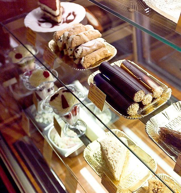 Все свои: Кафе-мороженица «Вкусные штучки» наПетроградке — Рестораны на The Village