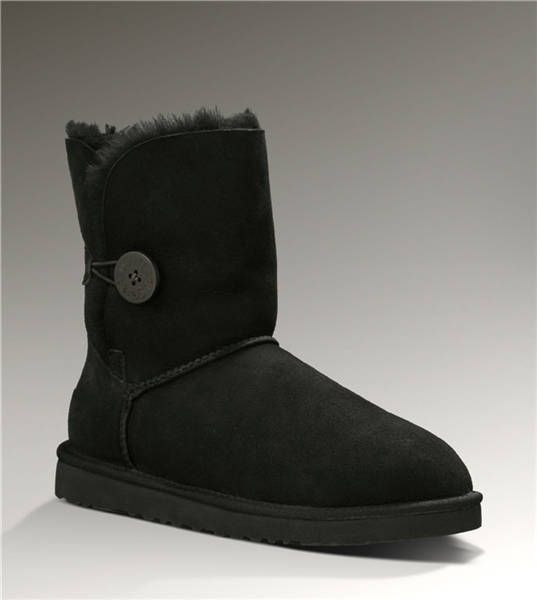 Ugg Bailey Button 5803 Black Boots http://www.salesnowboots.com/ugg-bailey-button-5803-black-boots-p-210.html