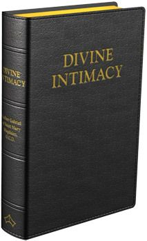"""Divine Intimacy_This Book of Meditations is a classic and is seeped in Carmelite spirituality. For every day it offers two meditations, in liturgical arrangement, that enable the soul to enter the conscious presence of God and to reflect on the theme of the day. These are followed by a """"˜Colloquy' that helps the person at prayer to start a friendly conversation with God where acts of praise and love, petition and thanksgiving are made, together with good resolutions for the future. Here we…"""
