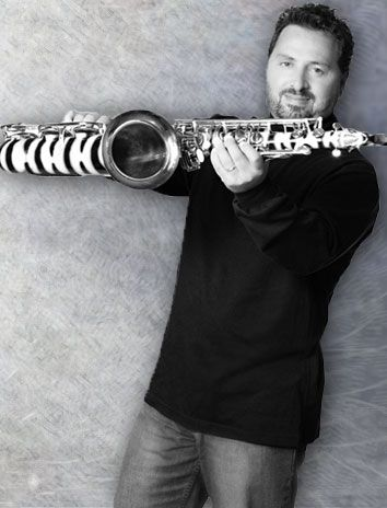 Richard Elliott - smooth jazz and rhythm and blues tenor saxophonist