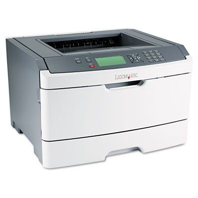 E460DW Mono Laser Printer. The Total Package, Wirelessly. Connect to your secure wireless network in a snap with Wi-Fi CERTIFIEDTM n connectivity. Ideal for reducing printing costs, with built-in duplexing and available Lexmark Extra High Yield Toner Cartridges that deliver up to 15,000* pages. (*Declared yield in accordance with ISO/IEC 19752.). Keep Your Productivity Up. True 1200 x 1200 dpi print quality and performance features like a rapid time-to-first-page as fast as 6.5 seconds…