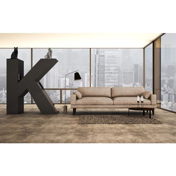 Neat but $$$$$$$$$$: Cat furniture / tree KletterLetter letter K by KletterLetter