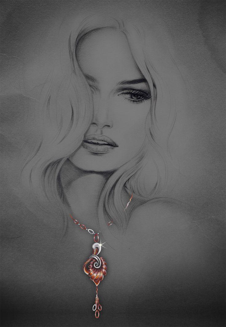 Jewellery skech