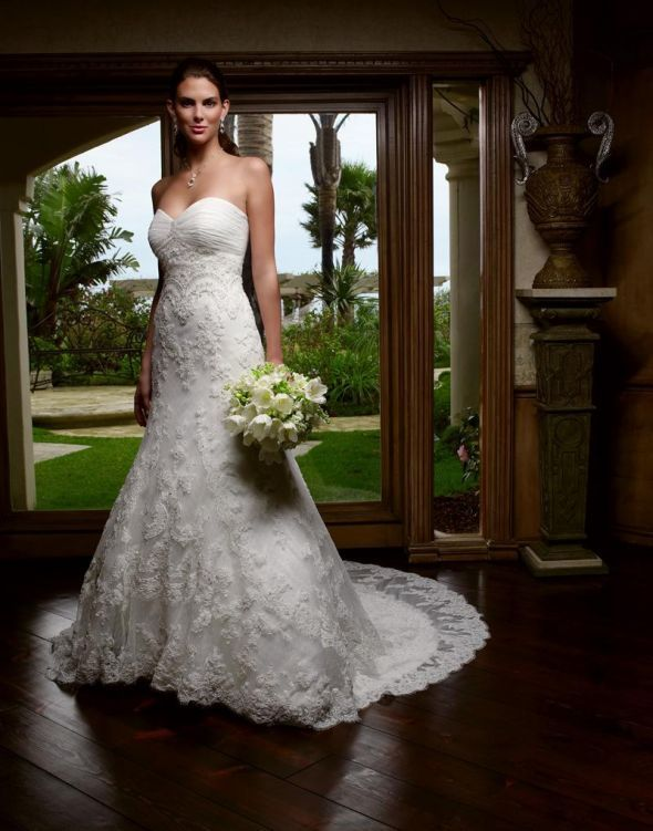 Wedding Dress Out Of Casablanca Bridal