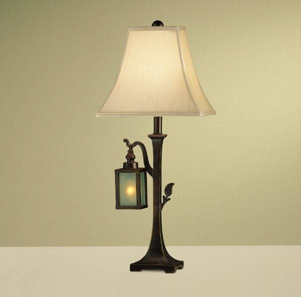 Our bedroom lamps