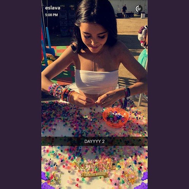 @bryant: #MadisonBeer (Via Snapchat/ Snapchat Name: eslava) (September 3rd, 2016)