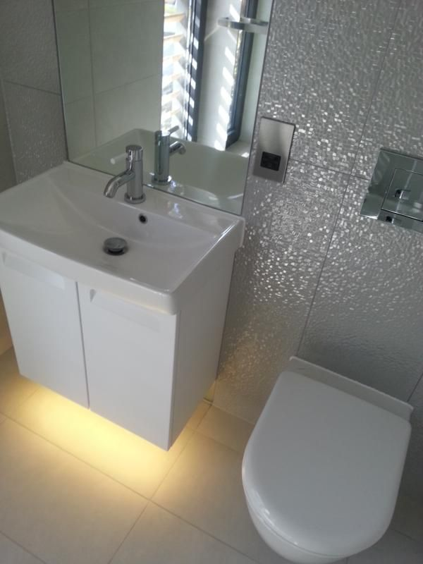 Nuance Mono Basin By VADO With White Lever Handles For Complete Amazing Pictures