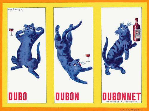 [mékilékon] n°142 :il faut apprendre à refuser l'échec et à n'accepter que le liquide 1ca4917b832da3d46c8dc109b82800f4--blue-cats-advertising-poster