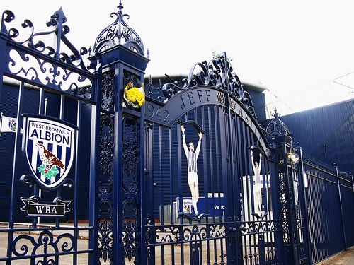 I am a Season Ticket Holder at West Brom. This is because i was raised in a family where football and The Albion were a big deal. My grandad was part of the Albion squad in the 50's