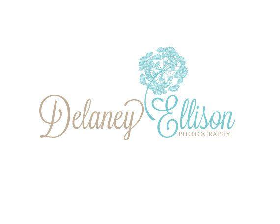 Photography Logo   - custom photography logo design - premade logo - Single…