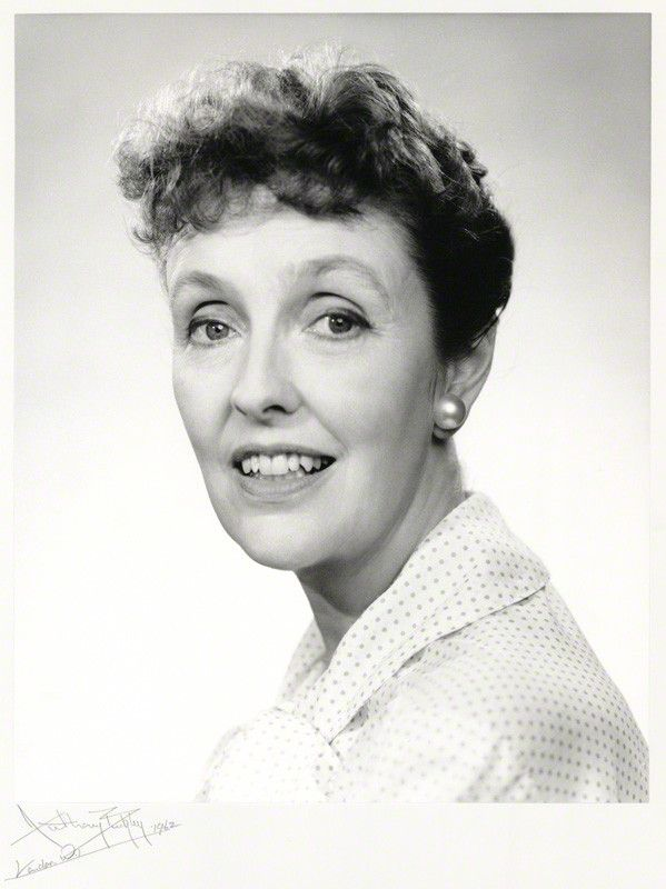 "Joyce Grenfell. Various 'St. Trinians.'; ""Don't do that George""; Stately as a…"