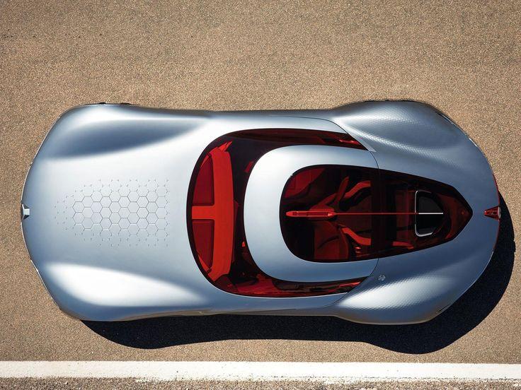 Renault Trezor, el concept car sofisticado del futuro @alvarodabril