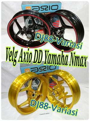 SALE velg double disc Axio yamaha nmax double cakram pnp velg racing thailand product