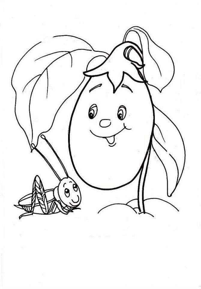 каталоге значительный раскраска с загадками про фрукты питание залог