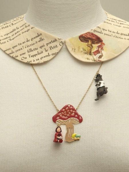 Peter Pan Collars by Les Nereides