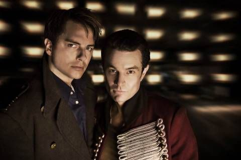Captain Jack Harkness (Character) and Spike how can you possibly forgot about Spike. So cannot wair for this.