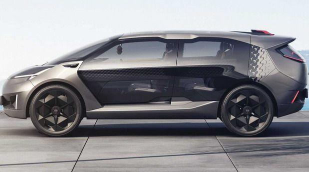 Gac Entranze Concept At Detroit Auto Show Cars Show Detroit