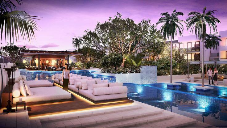 Fiji resort by Hilton-Nadi