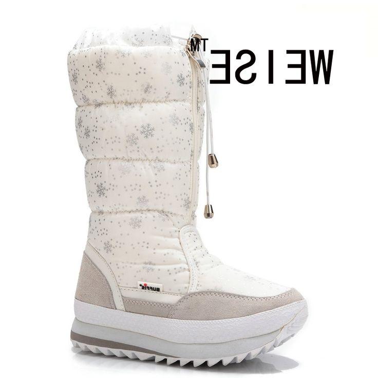 29.75$  Watch now - https://alitems.com/g/1e8d114494b01f4c715516525dc3e8/?i=5&ulp=https%3A%2F%2Fwww.aliexpress.com%2Fitem%2F2016-New-Winter-High-Women-Boots-Plush-Warm-Lady-Shoe-Easy-Wear-Zipper-Up-Snow-Boots%2F32739248815.html - 2016 New Winter High Women Boots Plush Warm Lady Shoe Easy Wear Zipper Up Snow Boots  Brand Waterproof Shoes Women  Plus Size  29.75$