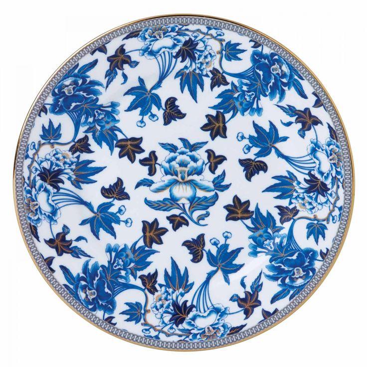 Hibiscus Salad Plate