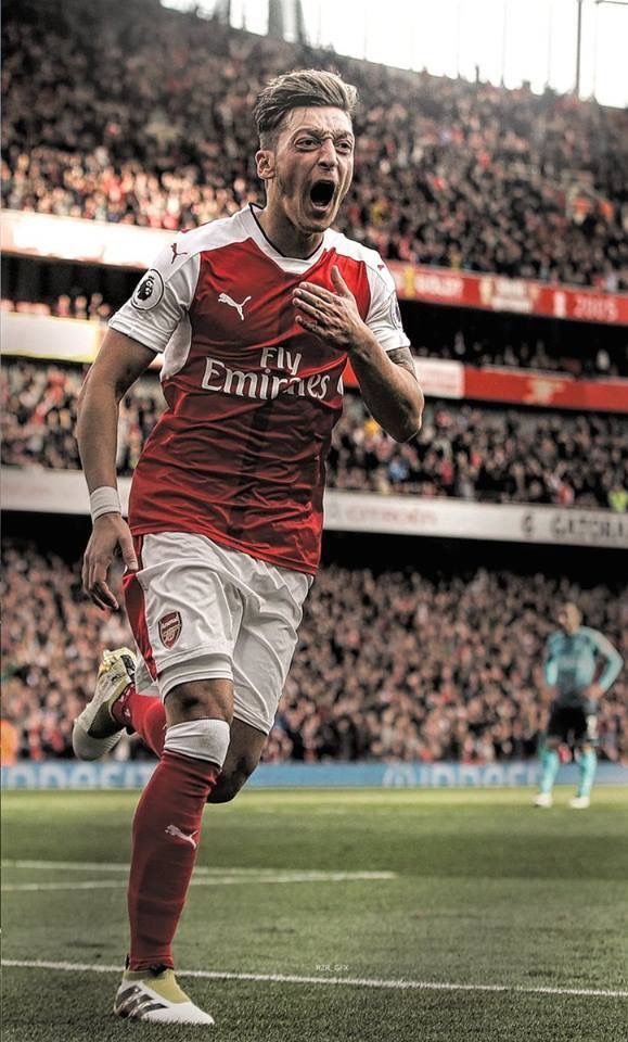 Mesut Özil | Arsenal. #apuestasdeportivas #apuestasdefutbol #apuestas. Lo mejor del futbol es la emoción; aumenta tus emociones al máximo con una apuesta en: https://lotideportes.com