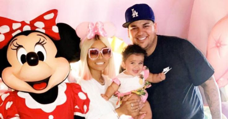 Rob Kardashian, Blac Chyna (and baby Dream!) and More Celebs Who Prove Disney Is the Happiest Place on Earth http://people.com/home/celebrities-at-disneyland