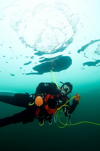 If you're a certified SCUBA diver and have always colored outside the lines, check out these 3 strangest dive jobs and make your mark! http://aquaviews.net/scuba-diving-stories-news/3-strangest-dive-jobs/