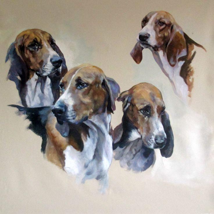 25+ best ideas about Peintures Animalières sur Pinterest