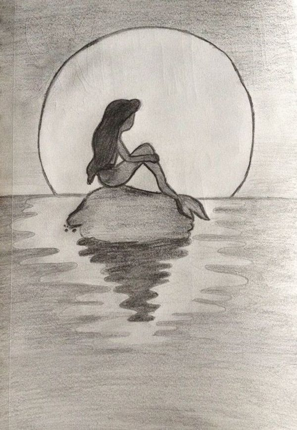 50 Cool And Easy Things To Draw When Bored Disney Art Drawings Drawings Pinterest Easy Disney Drawings