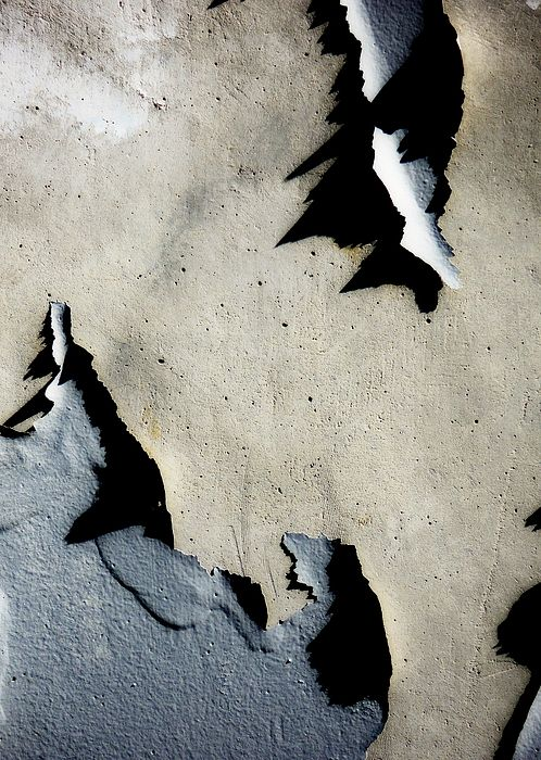 Concrete Abstractions 2   Photograph by Denise Clark