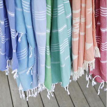 A rainbow of Knotty colours available online now at www.knotty.com.au