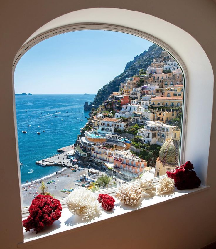 How about #Positano 💙 .