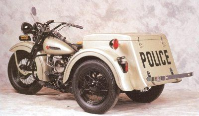 old harley davidson stuff | Harley-Davidson Servi-Cars were often used by police departments to ...