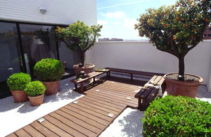 Foro de InfoJardín - Decoración artificial en terraza de buhardilla (ayuda!!)