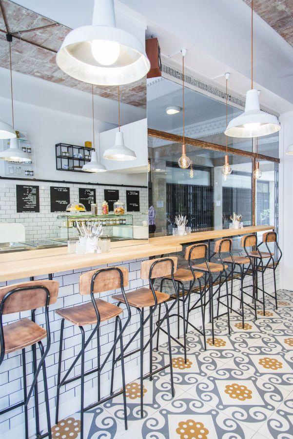 maison bon patisserie shop paris boutique gateau Un projet incroyable. #design #projetdeluxe #décoration http://magasinsdeco.fr/delightfull-dans-projet-luxe/