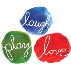 Laugh more, play more and love more...  www.afreespiritlife.com