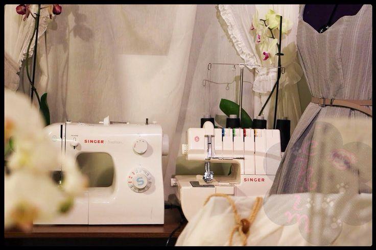 Singer sewing machine and singer coverstitch machine